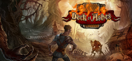 Deck of Ashes Steam Key Gift  Code PC Download Windows Computer Game