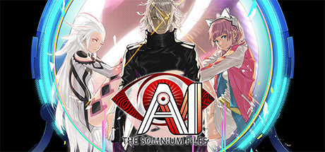 AI: The Somnium Files Steam Key Gift Code PC Download Windows Computer Game