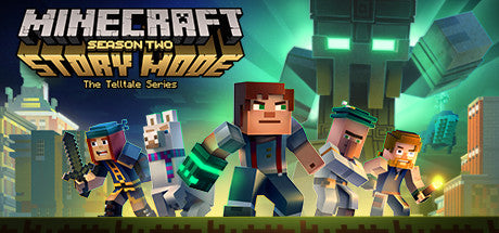 Minecraft Story Mode  Season 2 Complete The Telltale Series