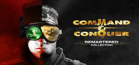 Command & Conquer Remastered Collection PC Download Windows Computer Game