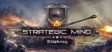 Strategic Mind: Blitzkrieg PC Download Windows Computer Game