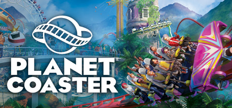 Planet Coaster Steam Key Gift Code PC Download Windows Computer Game