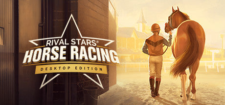 Rival Stars Horse Racing: Desktop Edition Steam Key Gift Code PC Download Windows Computer Game