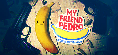 My Friend Pedro Steam Key Gift Code PC Download Windows Computer Game