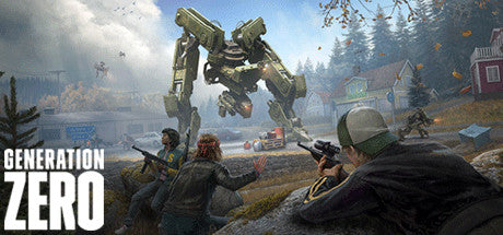Generation Zero Steam Key Gift Code PC Download Windows Computer Game