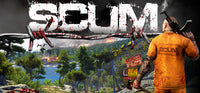SCUM Steam Key Gift Code PC Download Windows Computer Game