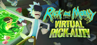 Rick and Morty: Virtual Rick-ality PC Download Windows Computer Game