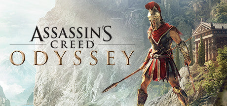 Assassin's Creed Odyssey Steam Key Gift Code PC Download Windows Computer Game