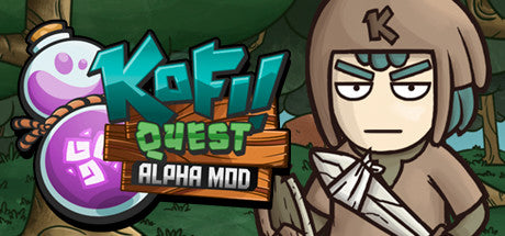 Kofi Quest: Alpha MOD Steam Key Gift Code PC Download Windows Computer Game