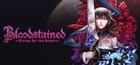 Bloodstained: Ritual of the Night Steam Key Gift Code PC Download Windows Computer Game