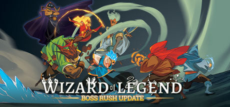 Wizard of Legend Steam Key Gift Code PC Download Windows Computer Game