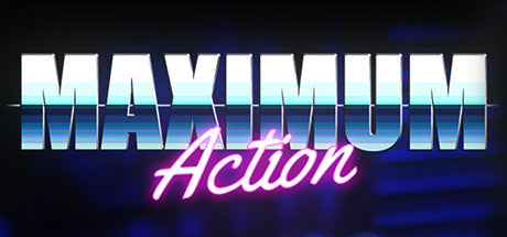 MAXIMUM Action Steam Key Gift Code PC Download Windows Computer Game