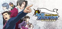 Phoenix Wright Ace Attorney Trilogy + Turnabout Tunes Bundle PC Download Windows Computer Game