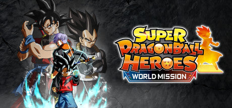 Super Dragon Ball Heroes World Mission Steam Key Code PC Download Windows Computer Game