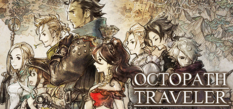 OCTOPATH TRAVELER PC Download Windows Computer Game