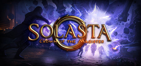 Solasta: Crown of the Magister Steam Key Gift Code PC Download Windows Computer Game