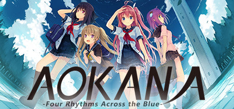 Aokana - Four Rhythms Across the Blue Steam Key Gift Code PC Download Windows Computer Game