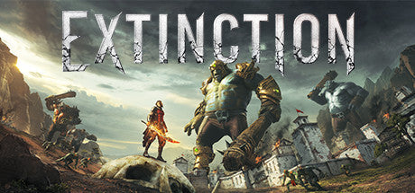 Extinction PC Download Windows Computer Game