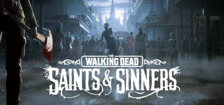The Walking Dead: Saints & Sinners VR Steam Key Gift Code PC Download Windows Computer Game