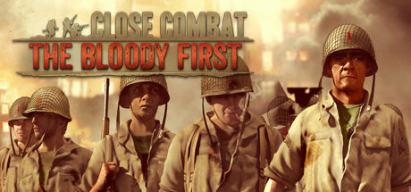 Close Combat: The Bloody First Steam Key Gift Code PC Download Windows Computer Game