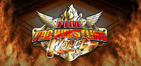 Fire Pro Wrestling World + DLCs PC Download Windows Computer Game