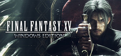 FINAL FANTASY XV WINDOWS EDITION Includes 4K Resolution Pack & Fashion Collection Offline Account PC Download Windows Computer Game
