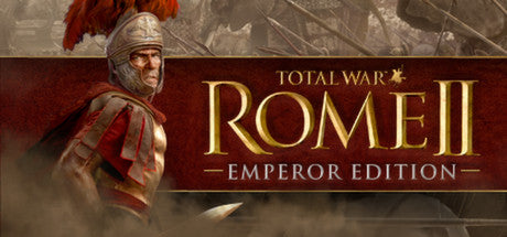 Total War ROME II - Emperor Edition + DLCs PC Download Windows Computer Game
