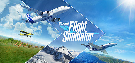 Microsoft Flight Simulator PC Download Windows Computer Game