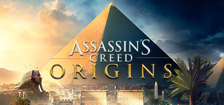 Assassin's Creed Origins + DLCs PC Download Windows Computer Game