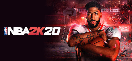 NBA 2K20 Steam Key Gift Code PC Download Windows Computer Game