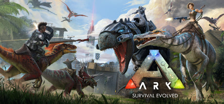 ARK: Survival Evolved Steam Key Gift Code PC Download Windows Computer Game