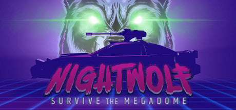 Nightwolf: Survive the Megadome Steam Key Gift Code PC Download Windows Computer Game