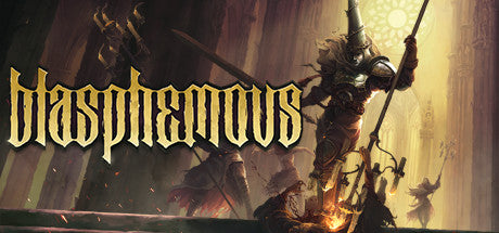Blasphemous Steam Key Gift Code PC Download Windows Computer Game