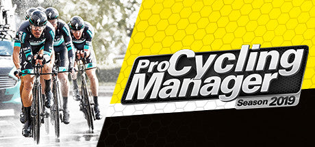 Pro Cycling Manager 2019 Steam Key Gift Code PC Download Windows Computer Game
