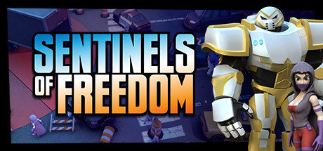 Sentinels of Freedom Steam Key Gift Code PC Download Windows Computer Game