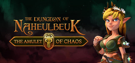 The Dungeon Of Naheulbeuk: The Amulet Of Chaos Steam Key Gift Code PC Download Windows Computer Game