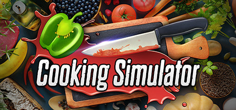 Cooking Simulator Steam Key Gift Code PC Download Windows Computer Game
