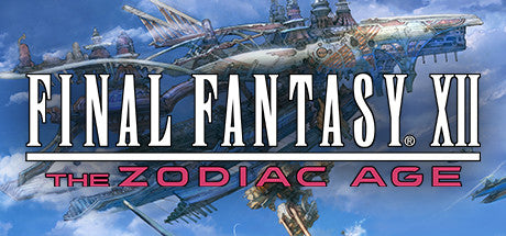 FINAL FANTASY XII THE ZODIAC AGE Steam Key Gift Code PC Download Windows Computer Game