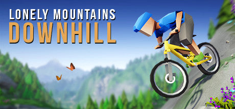 Lonely Mountains: Downhill PC Download Windows Computer Game