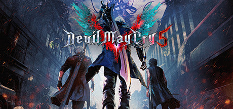 Devil May Cry 5 Steam Key Code PC Download Windows Computer Game