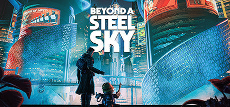 Beyond a Steel Sky PC Download Windows Computer Game