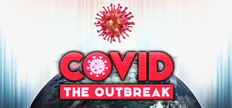 COVID: The Outbreak Steam Key Gift Code PC Download Windows Computer Game