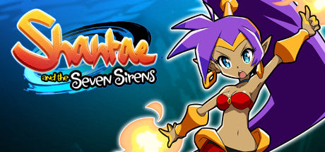 Shantae and the Seven Sirens PC Download Windows Computer Game
