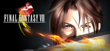 Final Fantasy VIII 8 PC Download Windows Computer Game