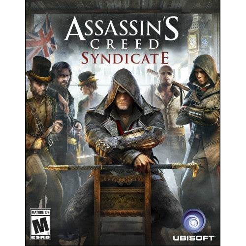 Assassin's Creed Syndicate PC Download Windows Computer Game