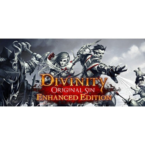 Divinity Original Sin Enhanced Edition PC Download Windows Computer Game