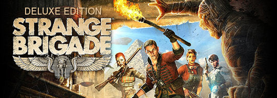 Strange Brigade Deluxe Edition PC Download Windows Computer Game