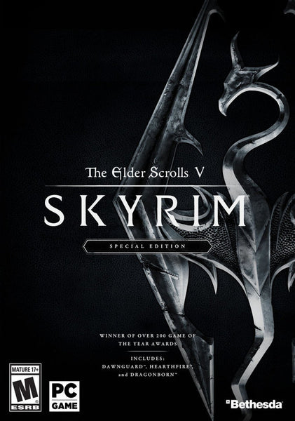 The Elder Scrolls V Skyrim Special Edition PC Download Windows Computer Game