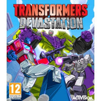 Transformers Devastation PC Download Windows Computer Game