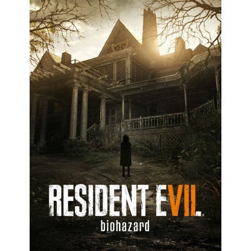 Resident Evil 7 Biohazard PC Download Windows Computer Game